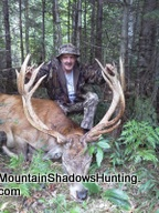 Maine Hunting Management
