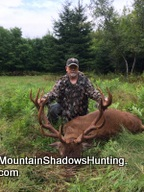 Northern Maine Stag Hunt