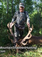 Maine Hunting - Red Deer
