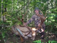 Mountain Shadows Hunting - Trophy Hunt Photos